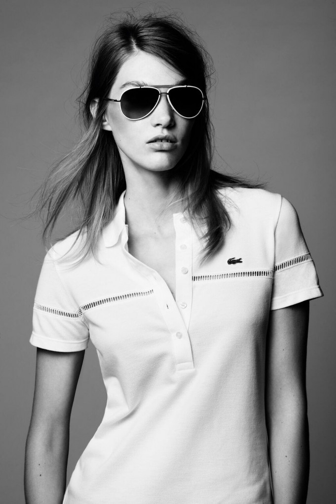 Lacoste goes for Match Point this summer