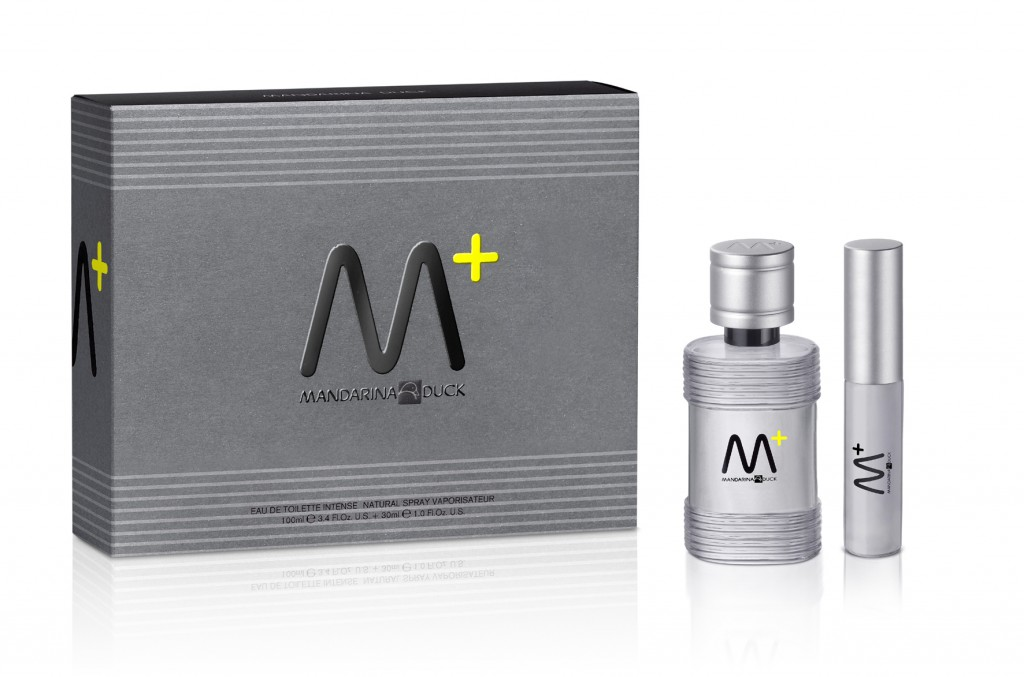 Mandarina Duck M+ packshot 30ml 10ml