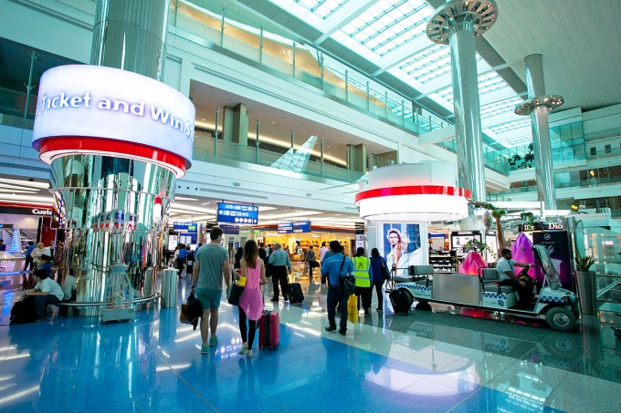 Dubai International Airport Duty Free