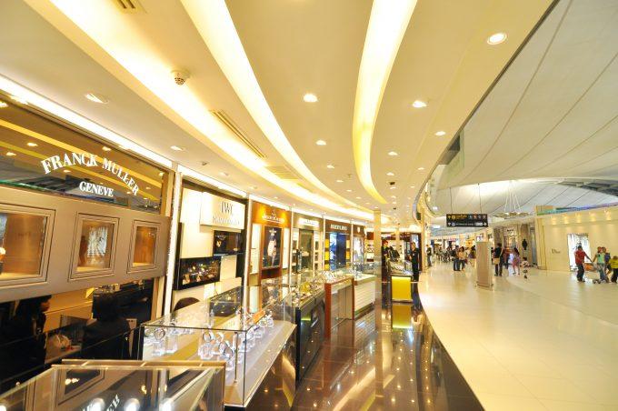Bangkok Suvarnbhumi Airport Duty Free