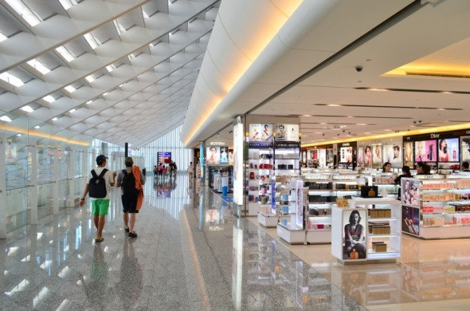 Taipei Taoyuan Airport Duty Free