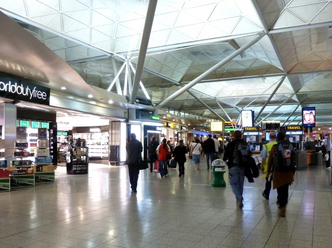 London Stansted Airport Duty Free