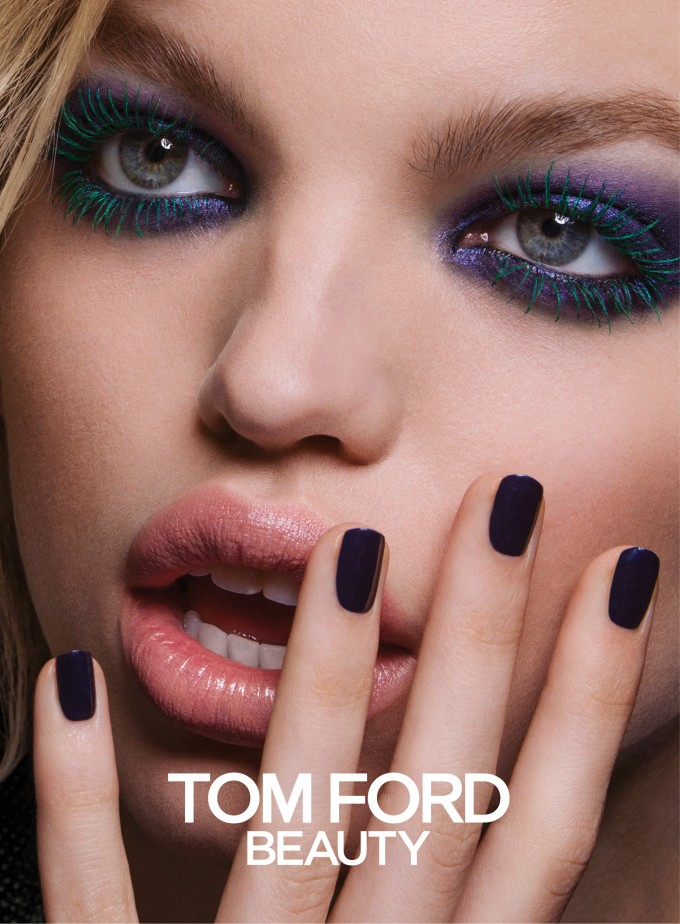 Tom Ford taps 70's Rock for new make up collection