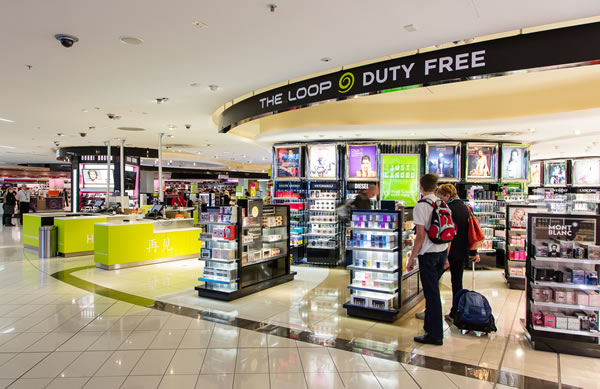 Auckland Airport Duty Free
