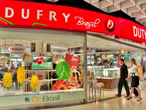 Rio De Janeiro Galeao Airport Duty Free