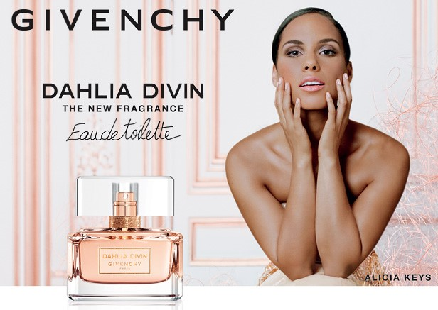 FIRST LOOK: Givenchy Dahlia Divin EDT