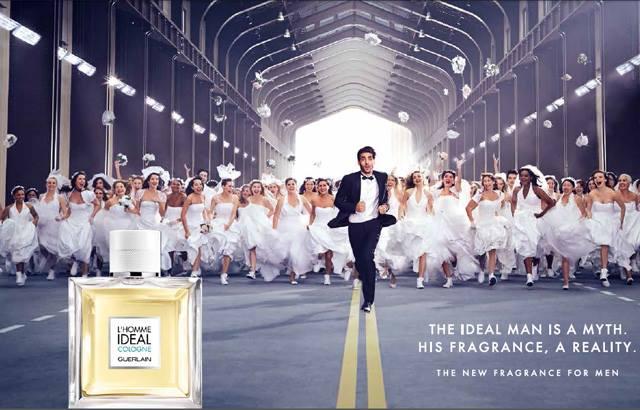 NEW: Guerlain reveals L'Homme Ideal Cologne