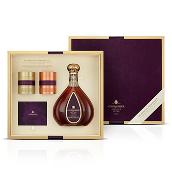 Courvoisier unveils Célébration Sensorielle; Scents to accompany Cognac