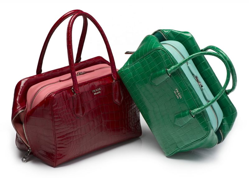 Meet The Inside Bag - New from Prada, Hot for Autumn - Duty Free ...