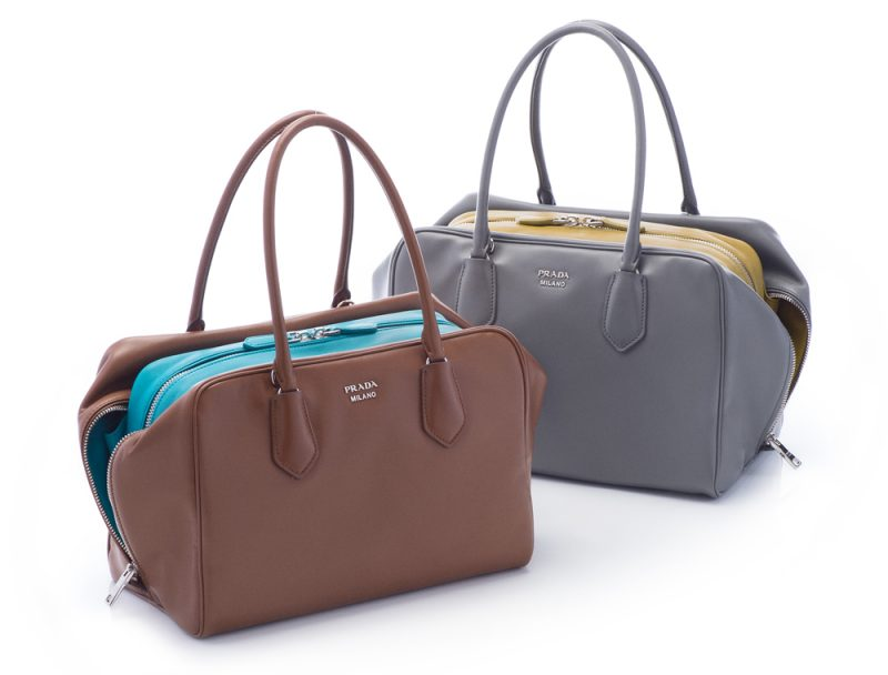 authentic prada handbags discount - Meet The Inside Bag - New from Prada, Hot for Autumn - Duty Free ...