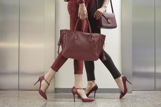 Ladies Ladies Ladies – and legs from Longchamp