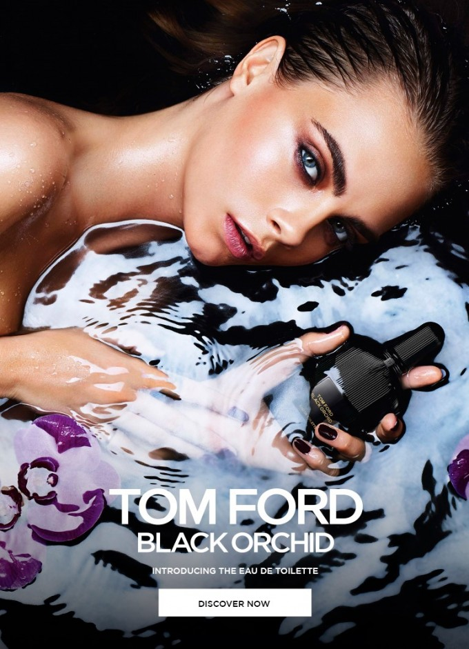 FIRST LOOK: Tom Ford Black Orchid EDT set for October launch
