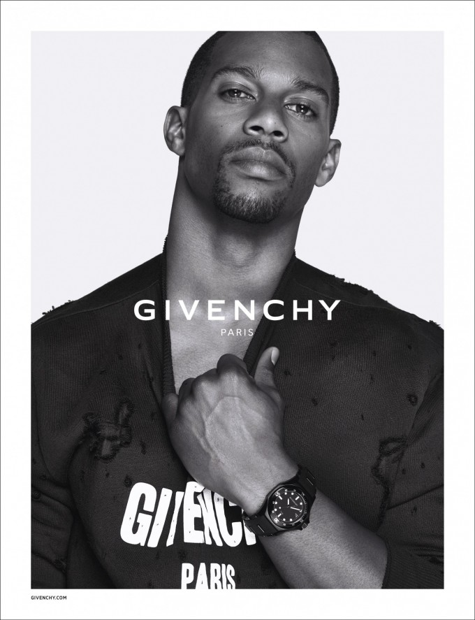 Givenchy unleashes the Shark watch