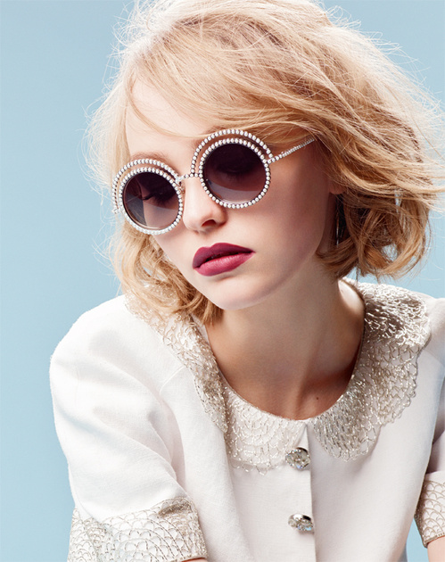Chanel Pearl eyewear set for November launch