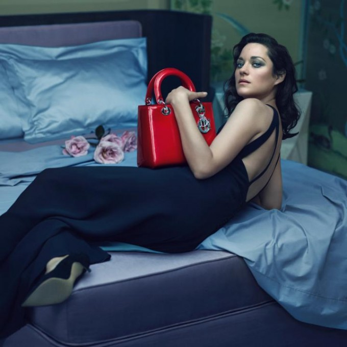 Marion Cotillard stars in new Lady Dior campaign