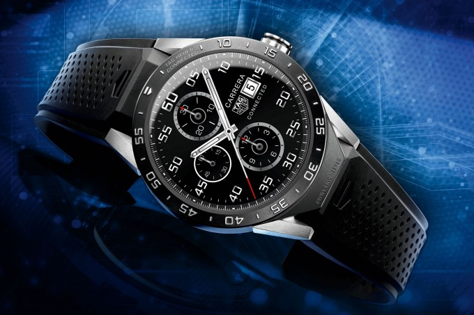 TAG Heuer x Google – the first Swiss luxury smartwatch