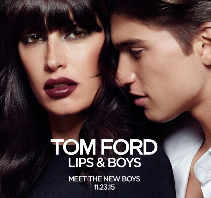 Tom Ford Lips & Boys are back for good