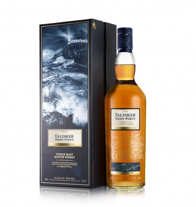 Talisker Neist Point launched exclusively for travellers