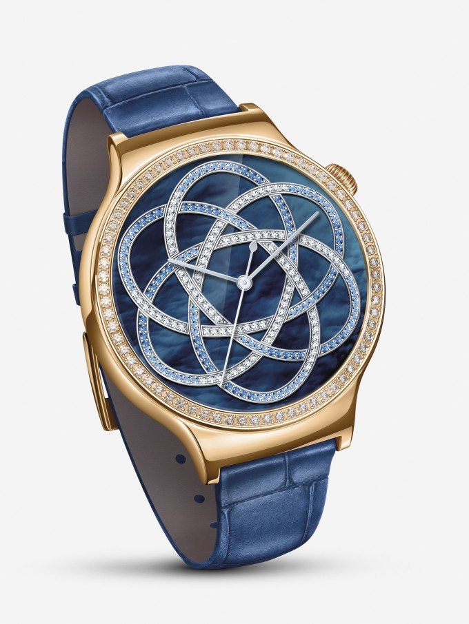 Huawei x Swarovski bring fashion and tech together with Jewel smartwatch