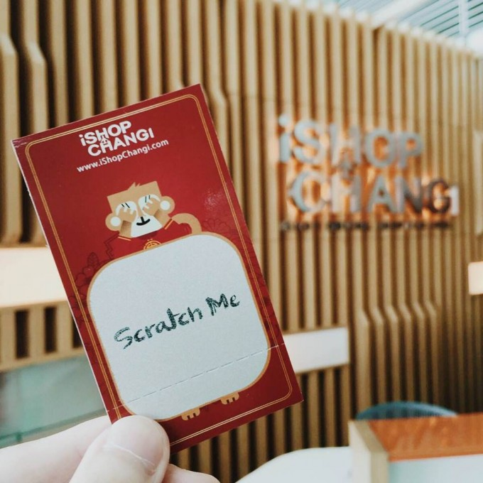 WIN: Hong Baos worth $888 with Changi Airport CNY event