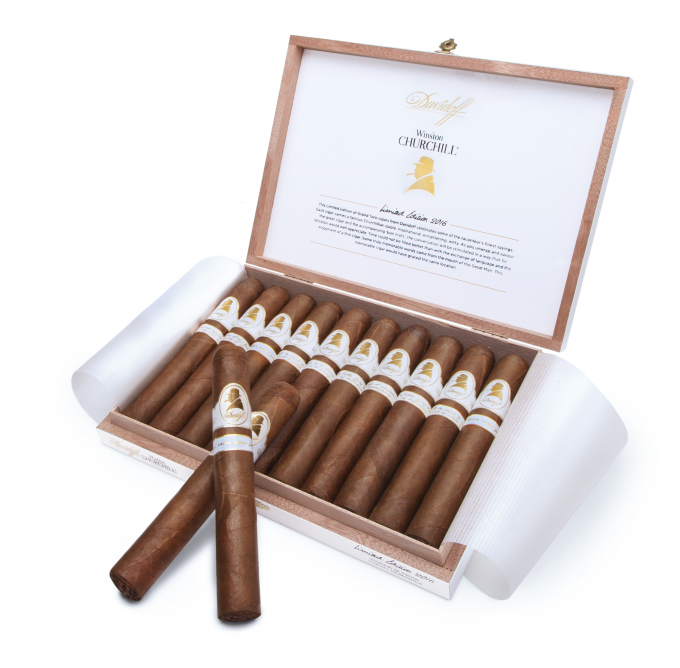 Davidoff cigars introduces The Raconteur limited edition
