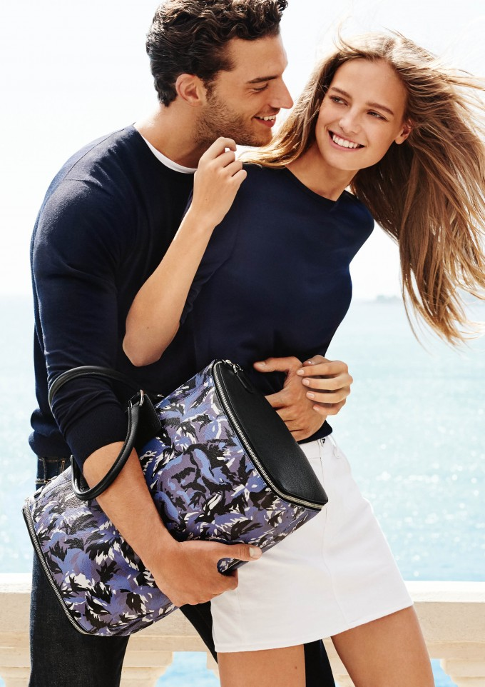Furla campaign by Mario Testino goes live on Duty Free Hunter