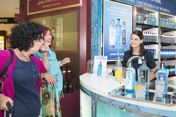 The Loop at Auckland airport gives spirits lovers a trio of treats
