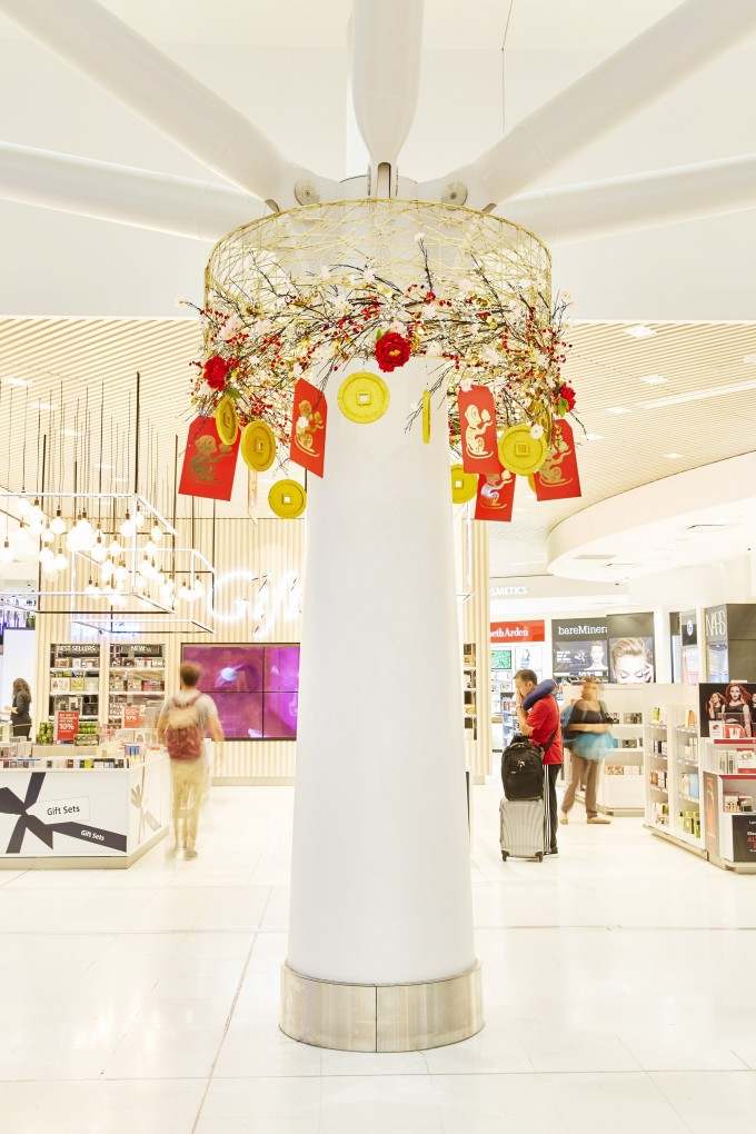 Sydney Airport ready for Chinese New Year; Expects 430k Chinese visitors