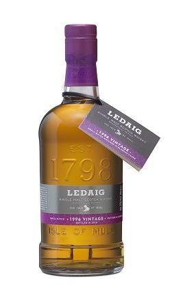 Tobermory launches limited edition 20 YO Ledaig Single Malt