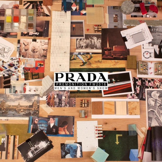 Prada unveil two See-Now-Buy-Now Bags at Milan show