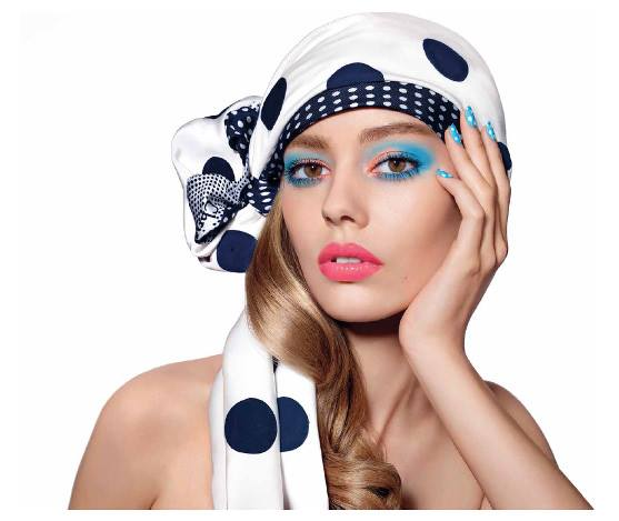 Dior goes Dotty with new summer make-up collection