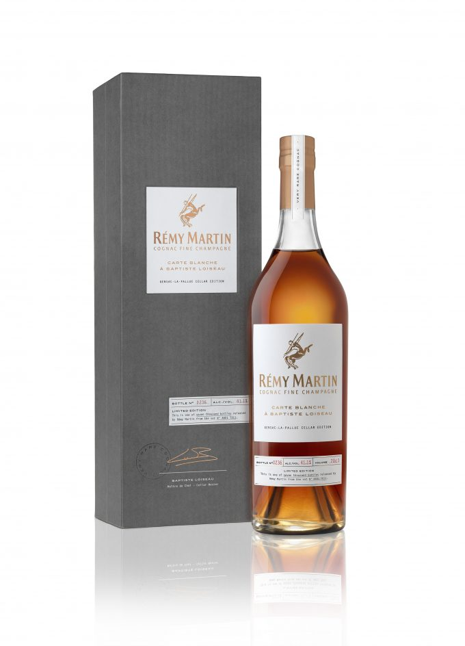 Remy Martin gives Carte Blanche to DFS in exclusive Changi launch