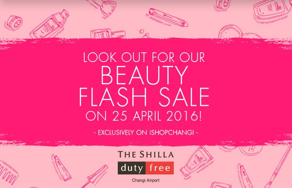 Shilla Duty Free 'Flash Sales' wow beauty shoppers at Changi