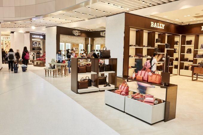 Heinemann unveils world's largest airport duty free store at Sydney Airport