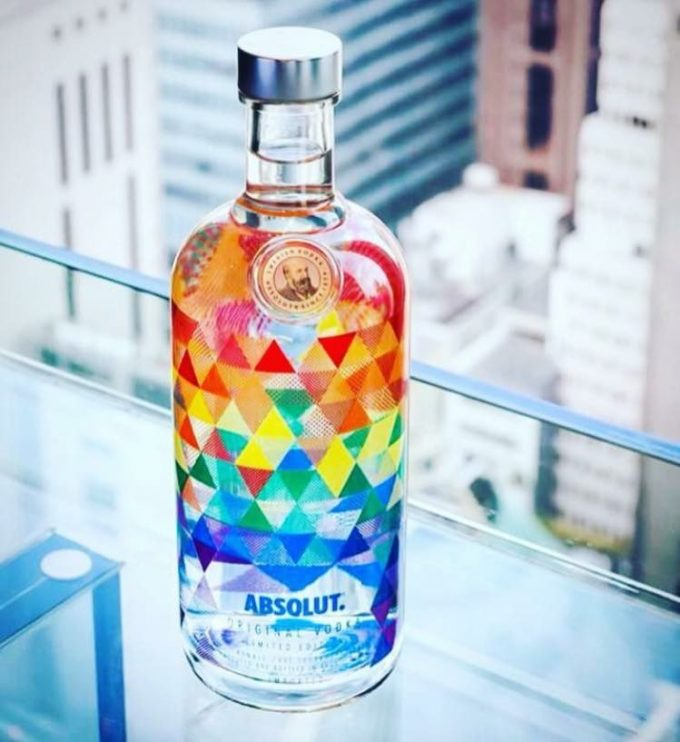 FIRST LOOK: Absolut MIX – new limited edition bottle