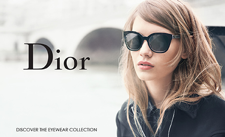 DFS Exclusive: Dior Diorama shades it in purple for travellers only