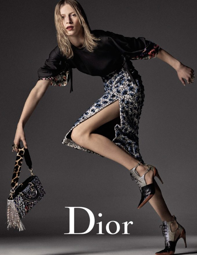 Fall for Dior: Autumn campaign is a mover