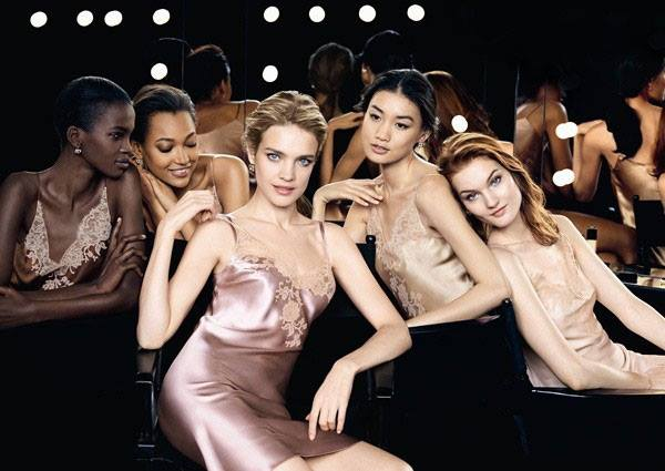 Nude is the word at Guerlain