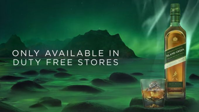 Diageo engages travellers with global campaign on Duty Free Hunter
