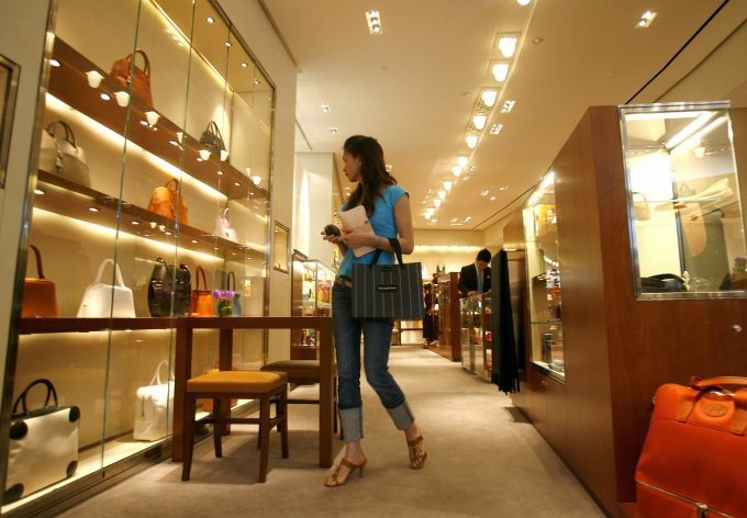 Hermès opens new-look boutique at Hong Kong airport