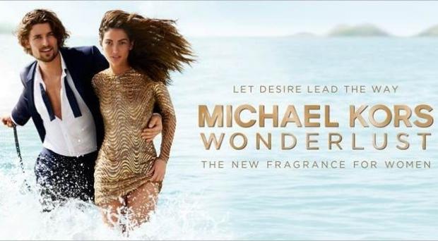FIRST LOOK: Michael Kors Wonderlust fragrance launches