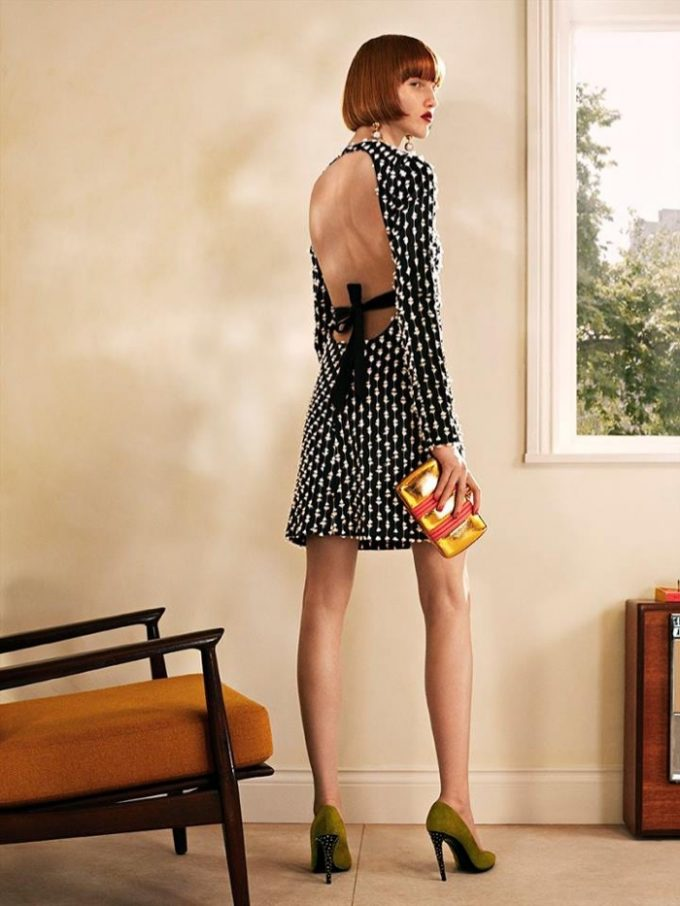 Bally gets Groovy; Retro London look for new campaign