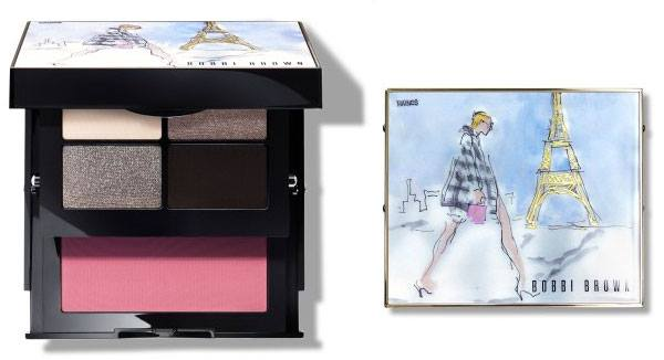 Bobbi Brown honours THE fashion cities with new collection