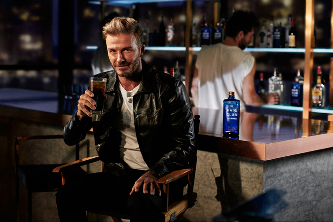 FIRST LOOK: David Beckham's Haig Club unveils new Clubman edition
