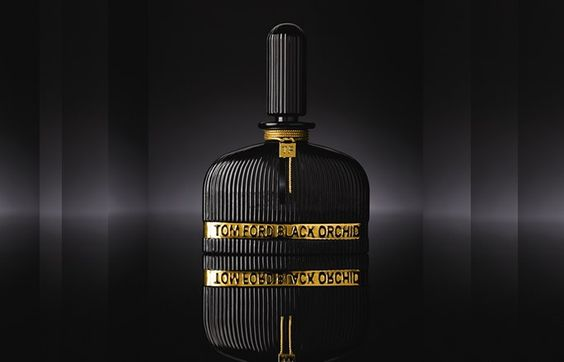 Tom Ford celebrates a decade of Black Orchid with Lalique special edition