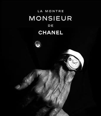 Chanel launches La Montre Monsieur