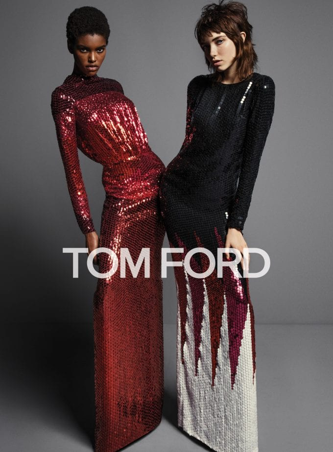 Tom Ford unveils stunning campaign by Inez & Vinoodh