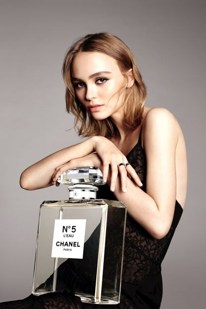 Chanel N°5 L'Eau highly limited Crystal edition set for release