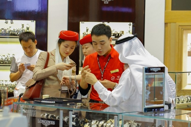 Dubai Duty Free teams with Ctrip & UnionPay to serve Chinese shoppers