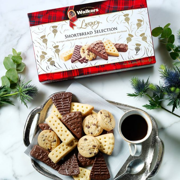 WALKERS SHORTBREAD duty free